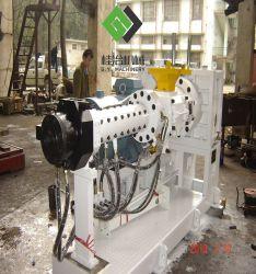 90мм подача холодного резиновую накладку экструдера, резиновые экструзионного оборудования, нанеся машины