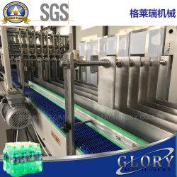 Bouteille de verre automatique des boîtes de conserve le manchon rétractable Machine d'emballage d'enrubannage