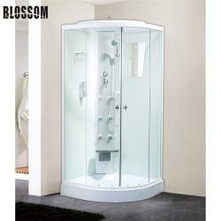 Complete badkamer van hoge kwaliteit Glass Enclosure Massage kamer Douche cabine