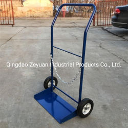 Для тяжелого режима работы цилиндр рукой потяните тележку тележка изготовлена в Китае