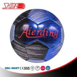 金属の革物質的で高い質のサッカーボール