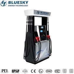 Nouveau design de haute qualité I-gagnant modèle distributeur de carburant pour station de gaz
