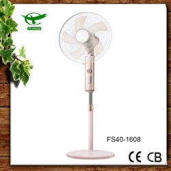 """A brilhar forte vento de refrigeração 16"""" Electric Piso Pedestal Ventilador Permanente"""
