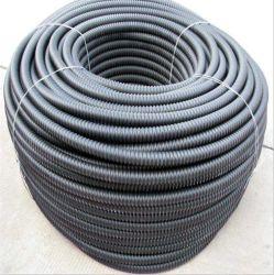 La protección del cable de alimentación/tubo de carbono del conducto de la manguera del tubo de Threading