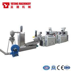 Yatong PE Film Pelletiermaschine / Recycling-Maschine / Granulieren Linie