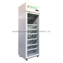Drugstore-Farbton gekühlter Bildschirmanzeige-Gefriermaschine-Schrank