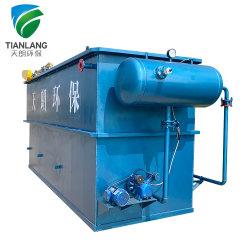 Новая технология очистки сточных вод оборудование Daf растворенного воздуха проходимости для сточных вод до обращения (удаления масла и взвешенных твердых частиц)