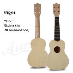 Prix bon marché Soprano School Student Kits DIY Ukulele