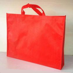 Non-Woven stoffen stoffen stoffen stoffen bekleding verpakking stofzak Reisspakje drager Kledingtassen