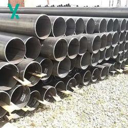 Gi Squareまたは長方形か円形の炭素鋼の管またはステンレス鋼の管の製造者電流を通される溶接される/合金またはRhs空セクション氏熱いすくい継ぎ目が無いERWの螺線形