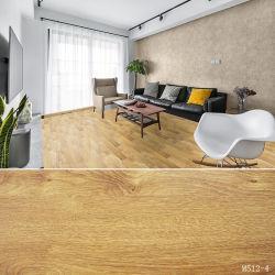 Unilin China haga clic en Color madera antideslizante impermeable de PVC de Instalación rápida de tablones de vinilo de pista de baile de piedra y azulejos de mármol de plástico que cubre suelos laminados SPC
