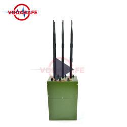 Puissant bloqueur de commande à distance de voiture; 3G/4G/WiFi/GPS/bombe véhicule Jammer Rayon de couverture 10~60m