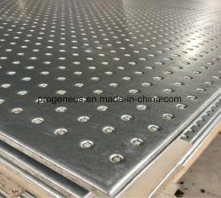 Волокна Non-Asbestos Progeneus цемента композитной панели Blast сопротивление системной платы