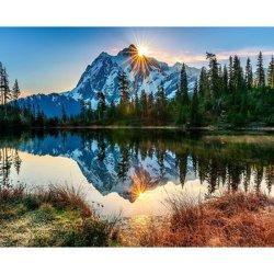 ثلم جبل [ديي] صورة زيتيّة جانبا [نومبرس] [كيتس] منظر طبيعيّ دهانة على نوع خيش صورة زيتيّة