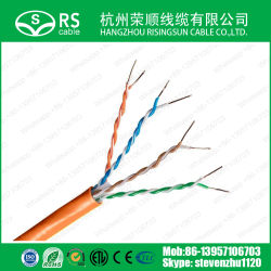 Ca6a F/UTP Cmx cm Cmg Cmr CMP-Netz LAN-Kabel