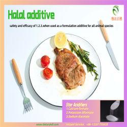 Aditivo Acidifier Crescimento Grau de alimentação de formato de cálcio aditivo