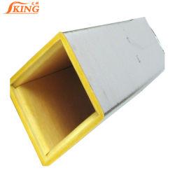 Conduit d'intérieur de l'isolement 48kg/m3 la laine de verre Conseil 25mm
