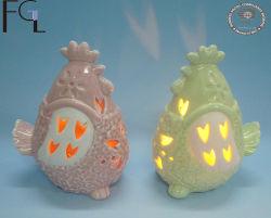 Figurine de Décoration Décoration de poulet en céramique