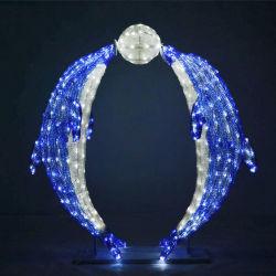Festival partie décoration lumière LED Emulational Dolphin