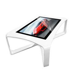 Étage Standee Tableau pour le café ou un restaurant de personnaliser l'écran tactile interactif Table Table multitouch