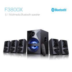 Son Surround 5.1 canaux TV Home Theater Audio avec affichage LED télécommande Bluetooth USB