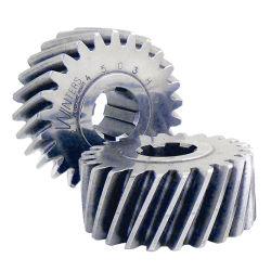 Engranaje de transmisión y engranajes de alta precisión hecho personalizado caso de piezas de acero de endurecer el engranaje recto hacer caja de engranajes y de mecanizado CNC