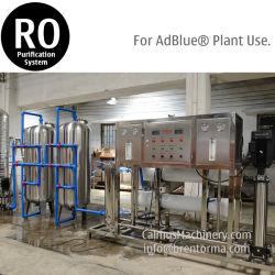 systeem van de Reiniging van de Zuiveringsinstallatie RO van het Water van de Installatie 3000lph Adblue het ultra Zuivere