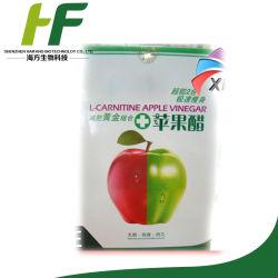 La pérdida de peso de L-Carnitina vinagre de manzana