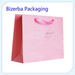 昇進によってカスタマイズされる熱く多彩な印刷された買物をするギフトのPapckagingのキャリアの紙袋