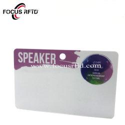 Goede prijs ISO MIFARE Fudan 1K/Ultralight/Tk4100/UHF RFID-kaart voorgedrukt logo