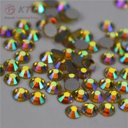 Toebehoren van het Bergkristal van het glas de vlak Achter, de Steen van het Kristal van Juwelen