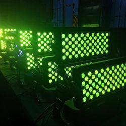 Double tête DJ équipement LED couleur de la ville 120PCS*12W LED RGBW Effet Projecteur mural