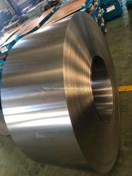 Bobina per taglio SUS430, striscia in acciaio inox 430, trattamento superficie 2b, striscia di taglio SUS430, striscia 430