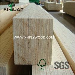 Natürliches Holz lamellierter Furnier-Blattbauholz LVL-Vorstand