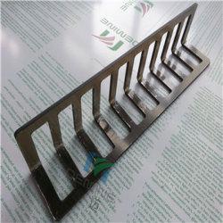 Flexión de policarbonato personalizado para la máquina de grabado CNC piezas 0.5~20mm