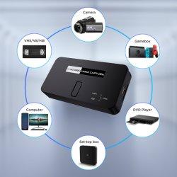 Scheda di acquisizione video giochi HDMI 1080P Full HD Ezcap284 con Telecomando senza PC autonomo