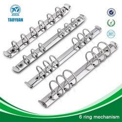 Металлические 6 кольцо (T171-6-25R/20)