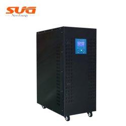 25KW 240V avec convertisseur de puissance à basse fréquence MPPT/Contrôleur de charge solaire PWM hors réseau hybride simple phase du système solaire
