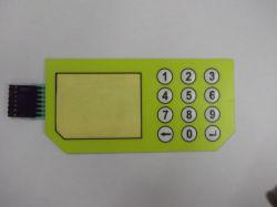 Teclado Botão Material e Equipamentos de Telecomunicação Aplicação Teclado Filme