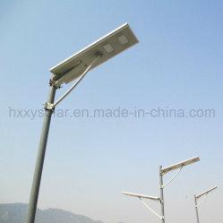 IP65 신제품 디자인 팩토리 가격 통합 태양광 LED 스트리트 라이트(3년 보증
