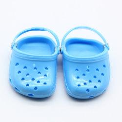 18-дюймовый сердце засорению кукла - подходит для американской девушки куклы - Пластиковые сандалии Esg13168