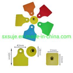 Proteção UV de alta qualidade marca auricular TPU para Ovinos Suínos Bovinos