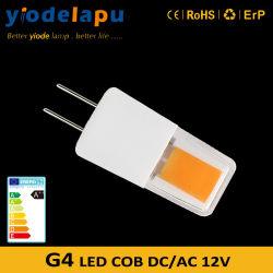 مصباح LED G4 ثنائي المسامير الحد الأقصى 250 لومن