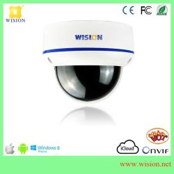 Neues Arrival Sell Lot Remote View für Via Android oder iPhone 64G TF Card 5megapixel Fisheye IP Security Customized Cameras