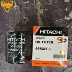 Hitachi EX70 ZX60 Las piezas del motor de la excavadora de filtro de aceite de lubricación 4650205