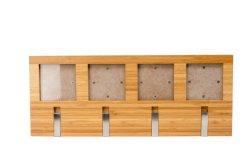 Het Frame van de Foto van het bamboe voor de Decoratie van het Huis
