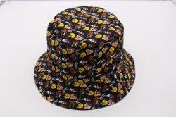 Fashion Fishierman Cap China Cotton Two Side Reversible Fashion High Quality Wholesale Printing Backet Hat