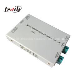 Car Video Upgrade Interface GPS Navi Box für Prado (LLT-FT-VER7.1)