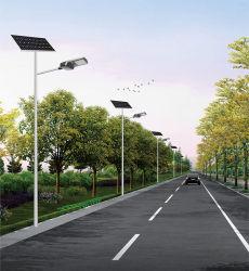 Potência elevada Smart 40 Watts 60W 20W Indução Painel Solar Power Street LED de luz Rua Solar iluminação LED