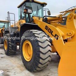 Usa Sdlg956L Sdlg cargadora de ruedas de LG LG956L LG956 Sdlg 956 cargadora de ruedas 956L